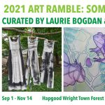 Art Ramble: Something In The Air