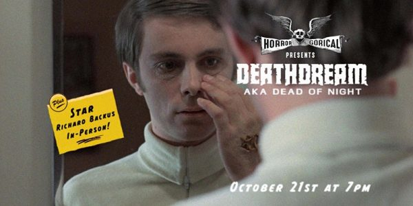 DEATHDREAM + Q&A WITH RICHARD BACKUS