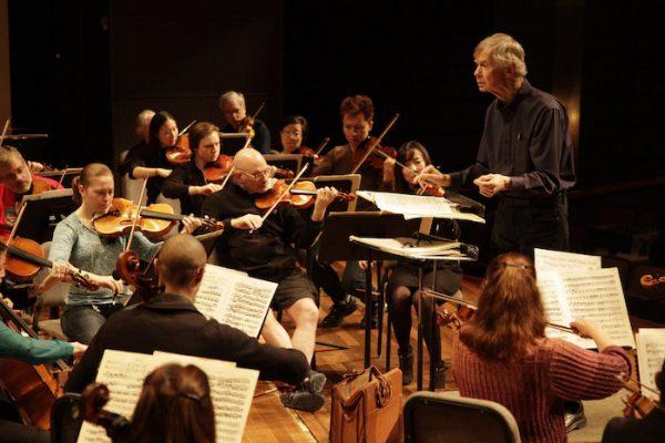 New England Philharmonic - Into the Spotlight