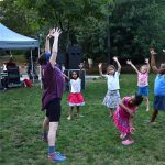 Party in the Park: Urbanity Dance's 10th Anniver...