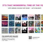 10th Annual Holiday Art Show