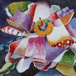 Watercolor Prism Technique Workshop