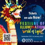 Festival of Illumination, World of Lights