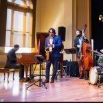 """Jason Palmer Quintet: """"Holiday Favorites Inspire..."""
