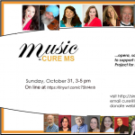 Music to Cure MS 2021
