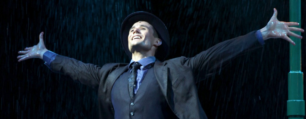 Singing In The Rain!