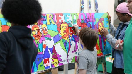 MLK Day Open House