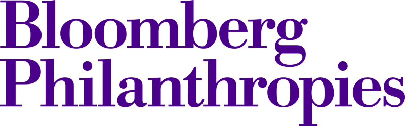 Logo Bloomberg Philanthropies