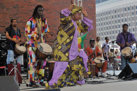 African Festival of Boston