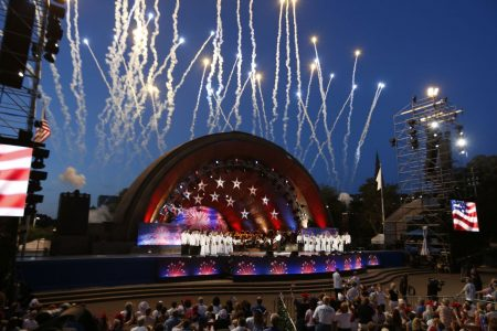 2017 Boston Pops Fireworks Spectacular