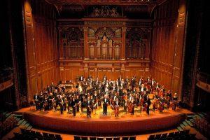 Bernstein, Bruch, and Tchaikovsky