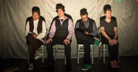 The Cast of Bedlam Theatre Company