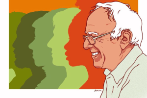 The Art of a Political Revolution: Artists For Bernie Sanders