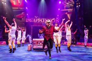 Big Apple Circus presents The Grand Tour