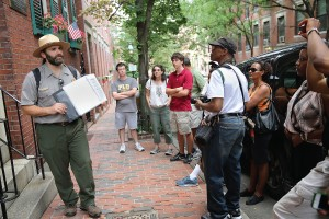 Black Heritage Trail Guided Tours