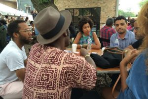 Black Artists Speak: Opportunity, Activism, and Community