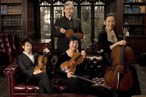 Sunday Concert Series: Borromeo String Quartet