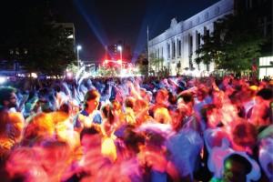 Cambridge City Dance Party