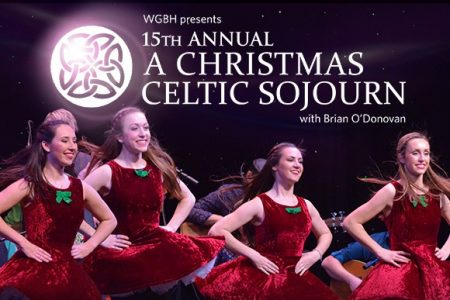 A Christmas Celtic Sojourn with Brian O'Donovan in Rockport