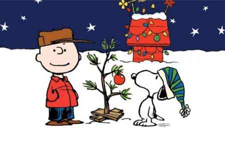 A Charlie Brown Christmas in Arlington