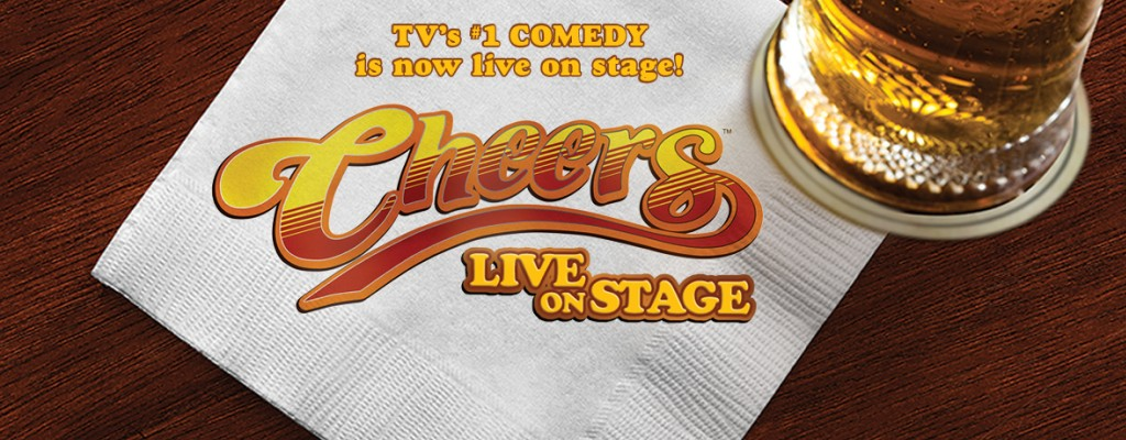 BosTix Deal: Cheers Live On Stage!