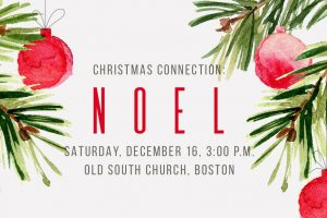 Christmas Connection: Noel