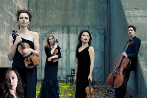 Daedalus String Quartet with Tanya Bannister, piano