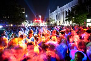 Cambridge City Dance Party 2017
