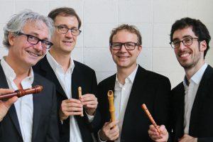 Flanders Recorder Quartet