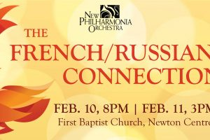 The French/Russian Connection: Ravel, Debussy, & Stravinsky