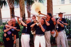 The Galvanized Jazz Band