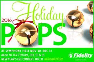 Boston Pops' Holiday Pops