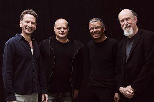 HUDSON: Jack DeJohnette, John Medeski, Larry Grenadier, and John Scofield