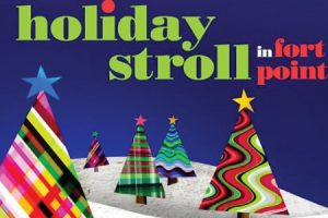 Friends of Fort Point Channel Holiday Stroll