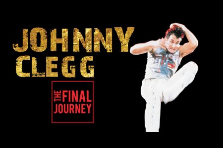 A CONVERSATION WITH JOHNNY CLEGG