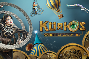 Cirque du Soleil presents KURIOS - Cabinet of Curiosities