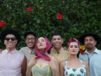 Concerts in the Courtyard: Las Cafeteras