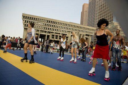 Celebration of Summer IV: Donna Summer Roller Disco Party