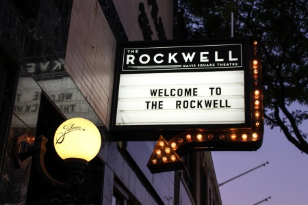 The Rockwell
