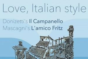 Love, Italian Style: Il Campanello and L'Amico Fritz