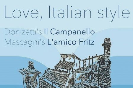 Love, Italian Style: Il Campanello and L'Amico Fritz