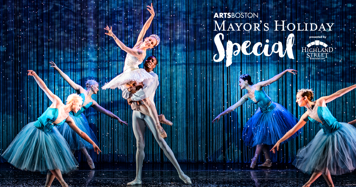 Art Calendar Boston : Mayor s holiday special discounted tickets to