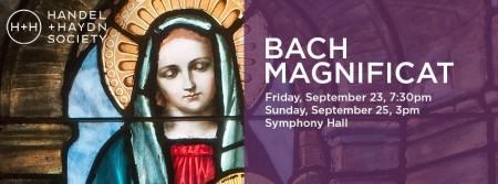 Bach Magnificat
