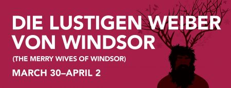 Die lustigen Weiber von Windsor (The Merry Wives of Windsor)