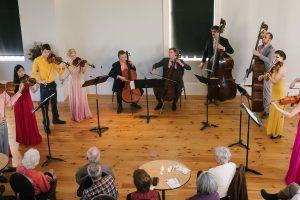 Palaver Strings: A Dormir a Soñar