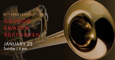 Gounod, Ewazen, & Beethoven