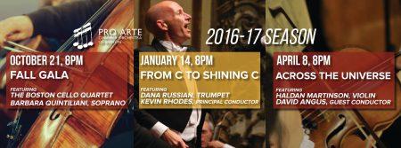 Pro Arte Chamber Orchestra of Boston