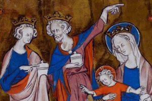 Puer Natus Est: A Medieval Christmas (Boston)