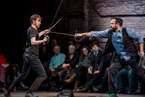 Bedlam's Hamlet