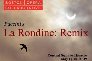 La Rondine: Remix